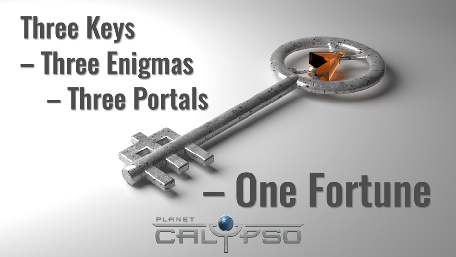 Planet Calypso - Keys of Enigma