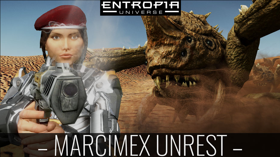 Marcimex Unrest Event on Planet Calypso